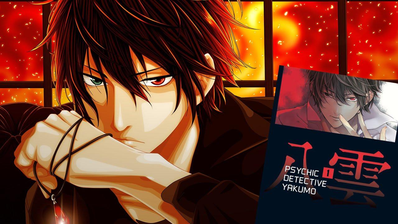 Psychic Detective Yakumo Manga Ends