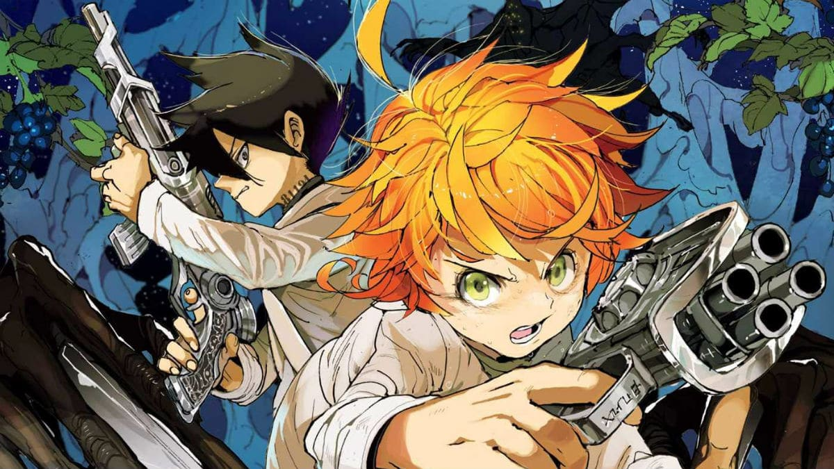 The promised neverland S2