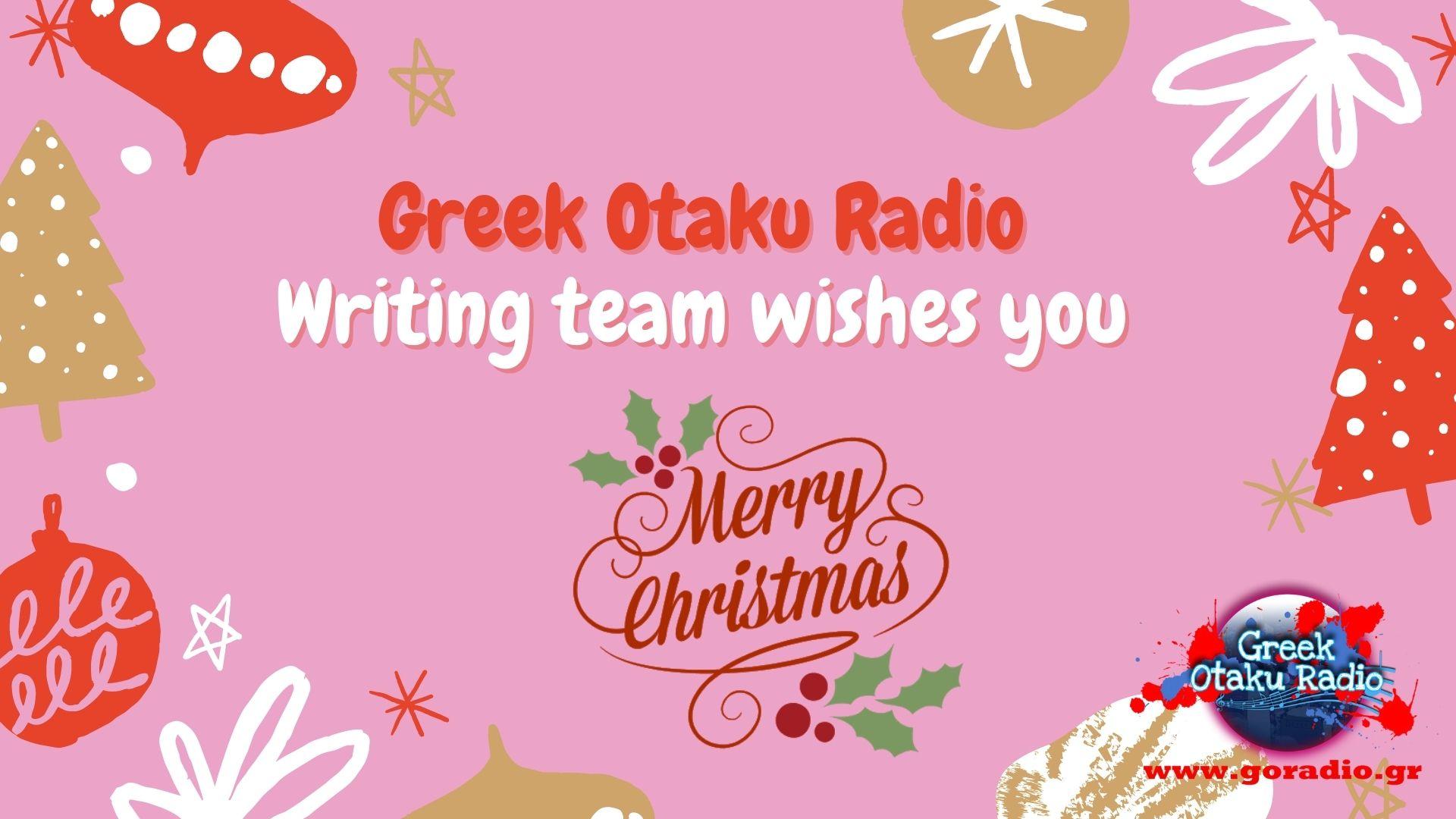Greek Otaku Radio Writting team