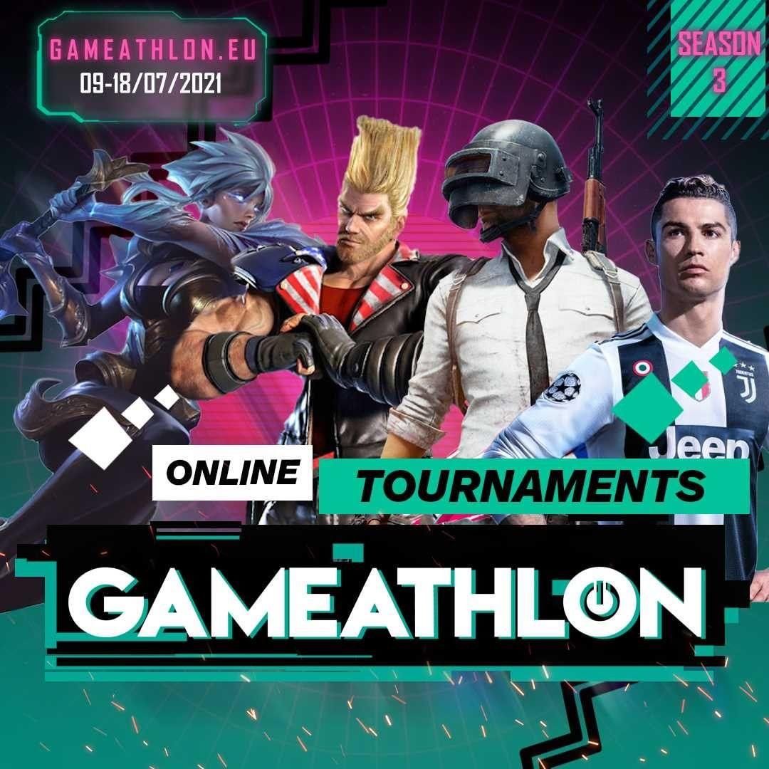 gameathlon tournaments